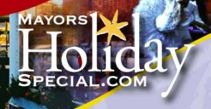 Menino Announces his Holiday Specials